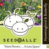 Hummingbird/Butterfly SeedBallz